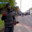 Man dead in suspected Woolwich terror attack