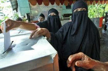 Indonesia: Islamic parties bounce back in election