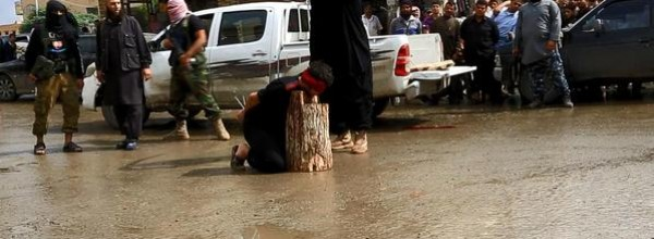 Caliphate Times: They behead for Allah
