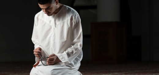 Son conerted to Islam