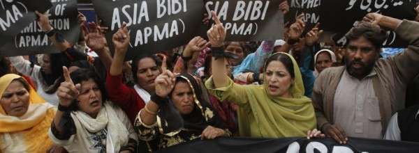 Christian Pakistani Women Sentenced to Death Will Take Case to Highest Court
