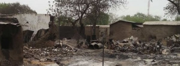 Hundreds Reportedly Killed in Boko Haram Attack on Major Nigerian City
