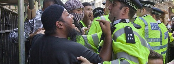 Police covered up violent campaign to turn London area Islamic