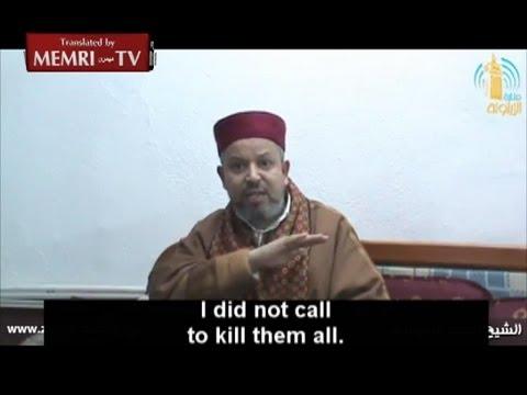 muslim-cleric-egypt-annihilate-the-jews 2