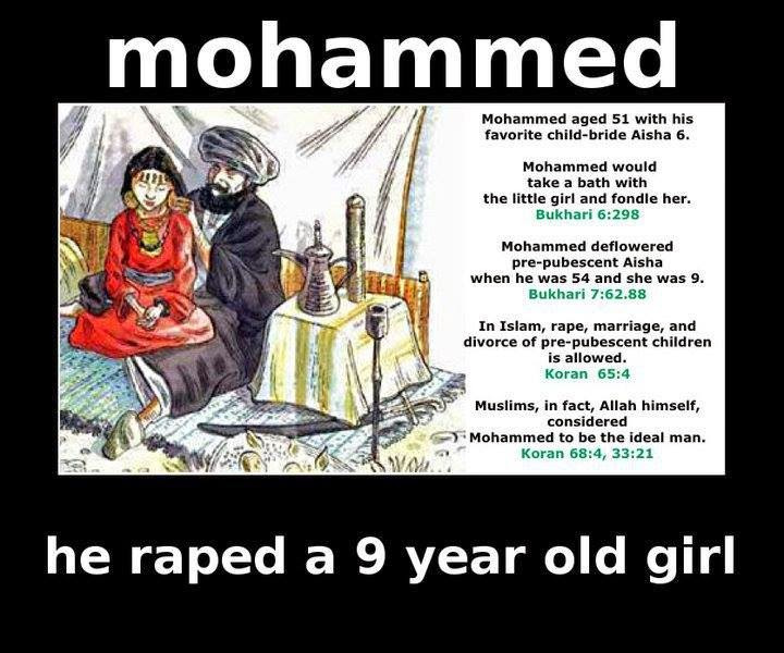 eric allen bell prophet muhammad married a 6 year old